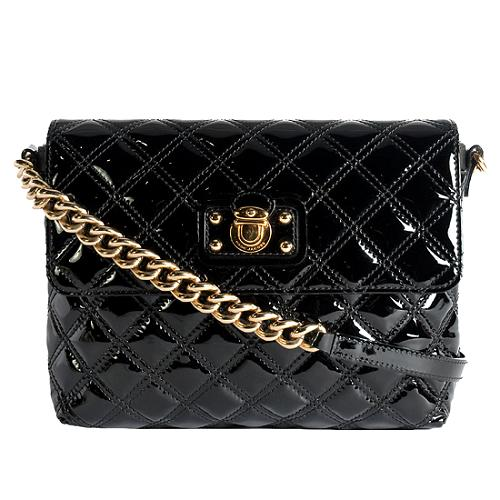 Marc Jacobs Quilted Single Shoulder Handbag