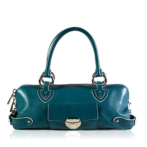 Marc Jacobs Small Leather Satchel Handbag