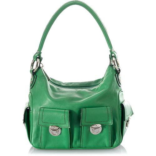 Marc Jacobs Small Multi Pocket Hobo Handbag