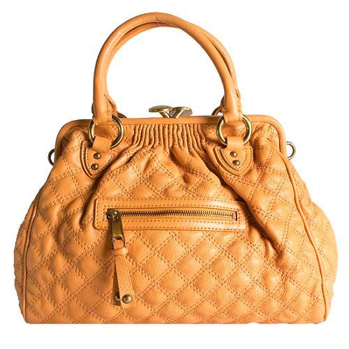 Marc Jacobs Stam Satchel Handbag