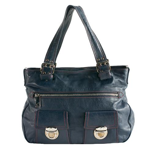 Marc Jacobs Stella Leather Shoulder Handbag