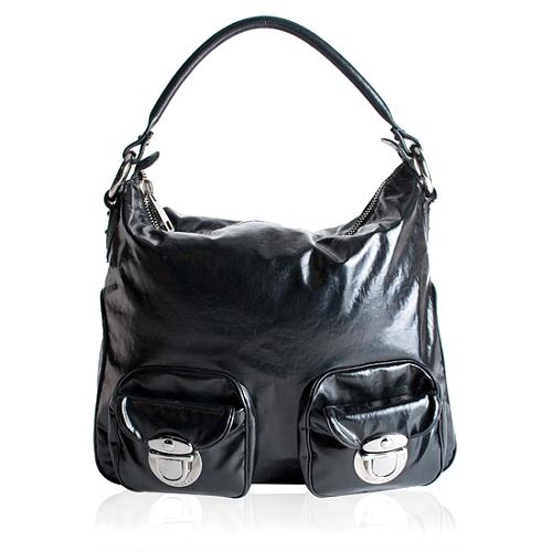 Marc Jacobs Two Pocket Large Shoulder Handbag