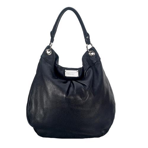 MARC by Marc Jacobs Classic Q Huge Hillier Hobo Handbag