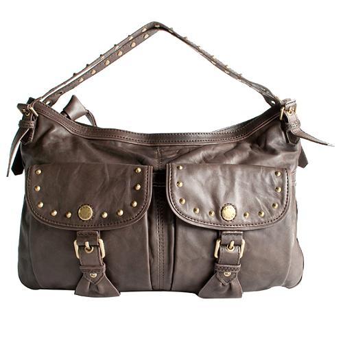 Marc By Marc Jacobs Sylvie Double Pocket Shoulder Handbag