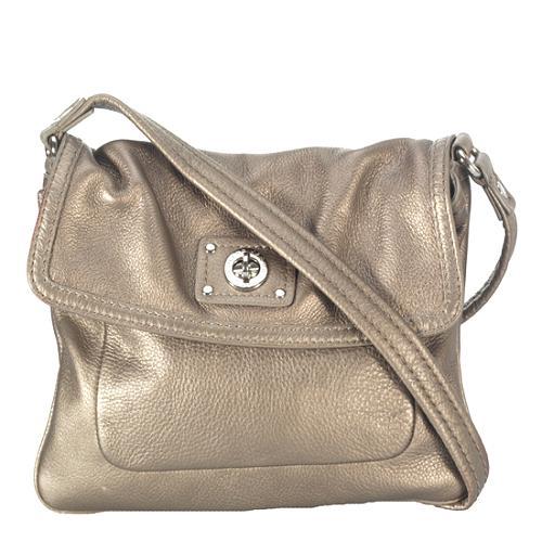 Marc by MArc Jacobs Turnlock Flap Shoulder Handbag