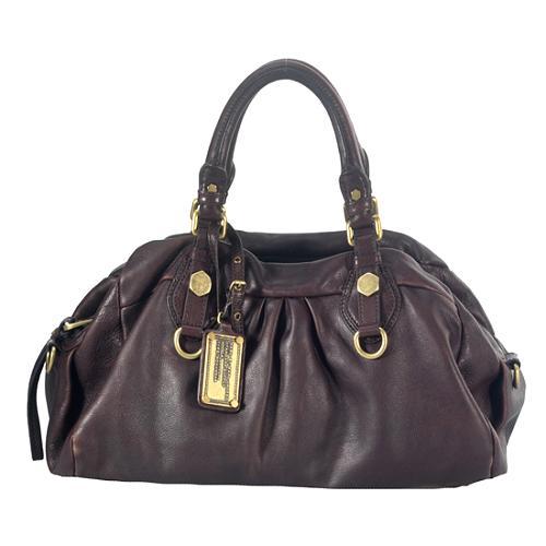 Marc by Marc Jacobs Classic Q Baby Groovee Satchel Handbag