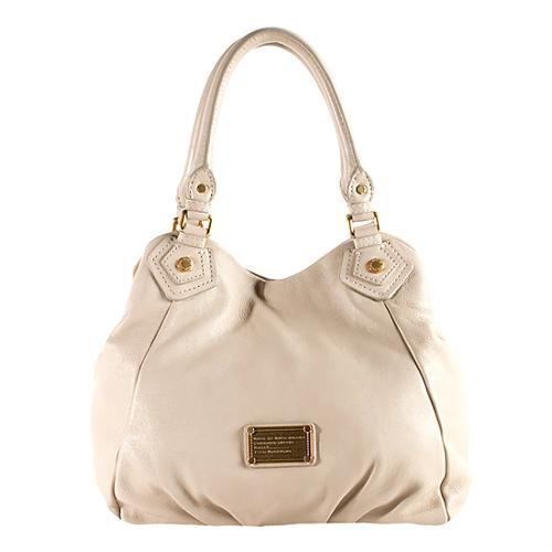 91d0fd3900fb Marc by Marc Jacobs Classic Q  Fran  Small Shoulder Handbag
