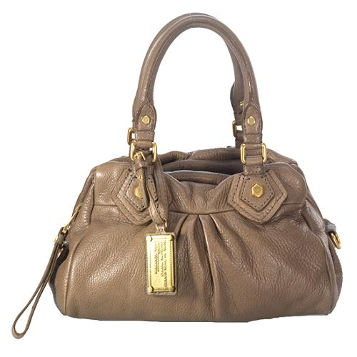Marc by Marc Jacobs Classic Q Groovee Satchel Handbag