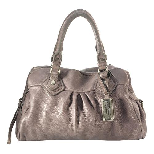 Marc by Marc Jacobs Classic Q Groovee Satchel Handbag