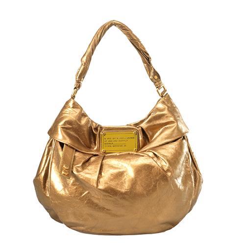 Marc by Marc Jacobs Classic Q Hillier Hobo Handbag