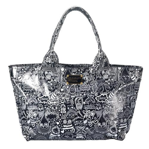 723bf020b014 Marc by Marc Jacobs  Doodle Print  Tote