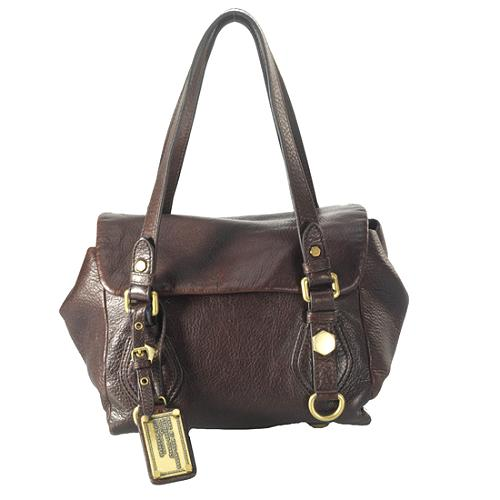 Marc by Marc Jacobs Dr. Q. Baby Boxy Satchel Handbag