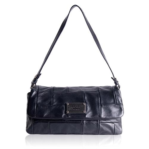 Marc by Marc Jacobs Dr. Q Patchwork Convertible Shoulder Handbag