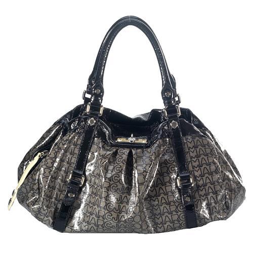 Marc by Marc Jacobs Jelly Jacquard Groovee Satchel Handbag