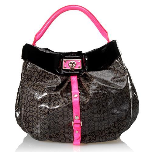 Marc by Marc Jacobs Jelly Jacquard Lil Riz Hobo Handbag