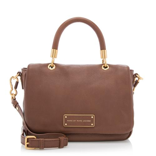 8460483dadd5 Marc-by-Marc-Jacobs-Leather-Too-Hot-to-Handle-Small-Top-Handle-Bag - 83944 front large 0.jpg