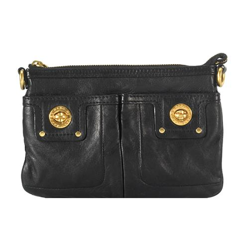 Marc by Marc Jacobs Percy Turnlock Crossbody Messenger Bag