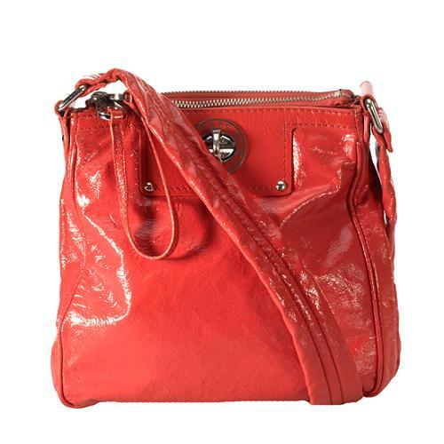 Marc by Marc Jacobs Posh Turnlock Crossbody Shoulder Handbag