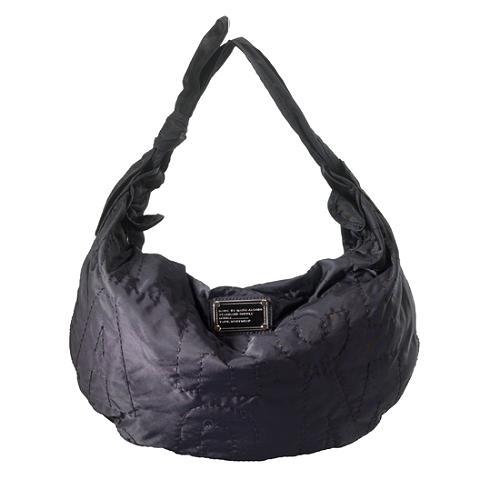 Marc by Marc Jacobs Pretty Nylon Medium Hobo Handbag