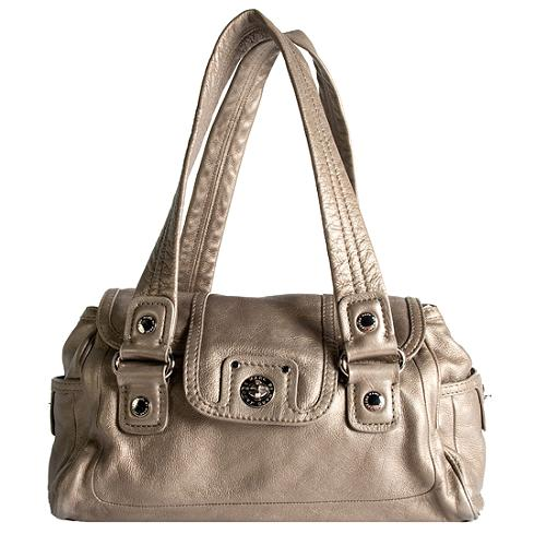 Marc by Marc Jacobs Totally Turnlock Posh Satchel Handbag