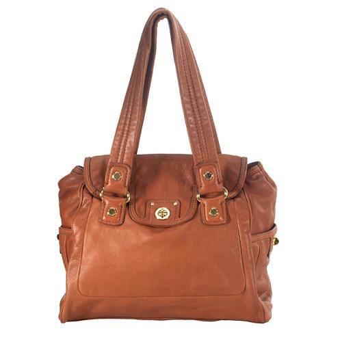 Marc by Marc Jacobs Totally Turnlock Quinn Satchel Handbag