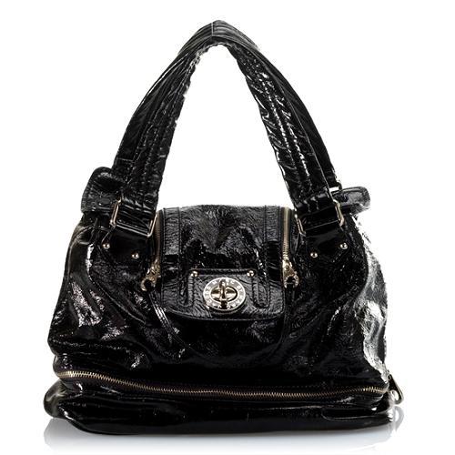 Marc by Marc Jacobs Totaly Turnlock Posh Super K Shoulder Handbag