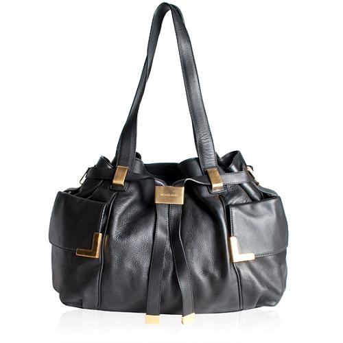 Michael Kors Beverly Drawstring Satchel Handbag
