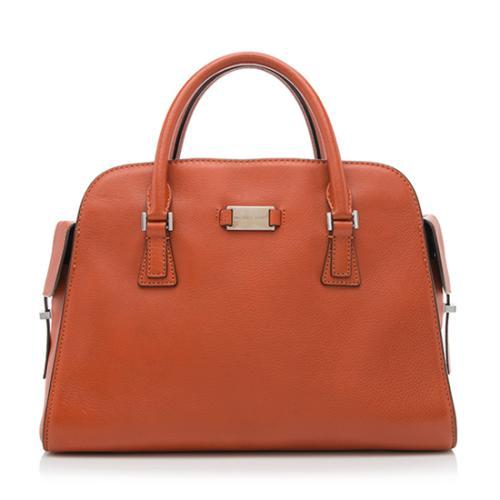 a0f3bb1fc7c7 ... promo code for michael kors leather gia satchel 6d85f 6fc5d ...