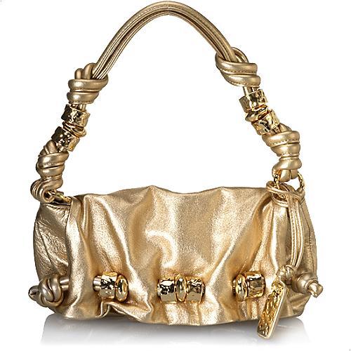 Michael Kors Roslyn Small Shoulder Flap Handbag