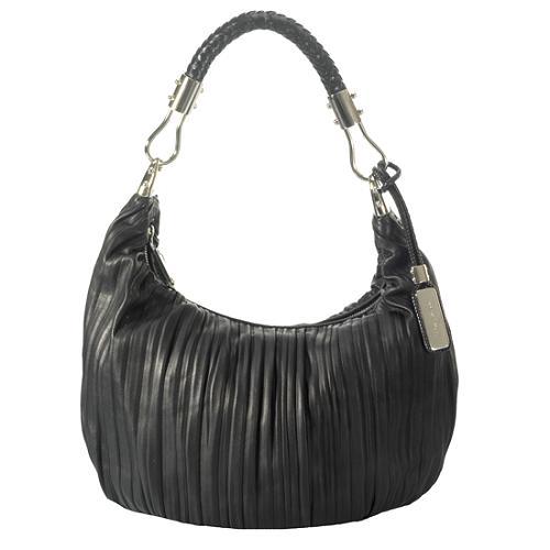 Michael Kors Skorpios Crescent Hobo Handbag