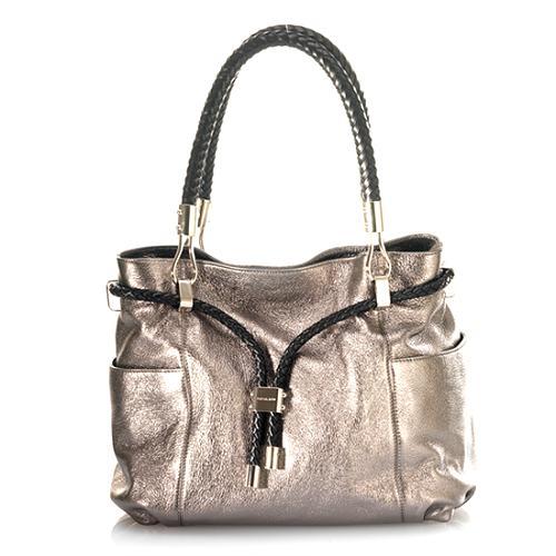 Michael Kors Skorpios Drawstring Satchel Handbag