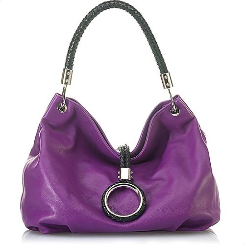 Michael Kors Skorpios Large Hobo Handbag