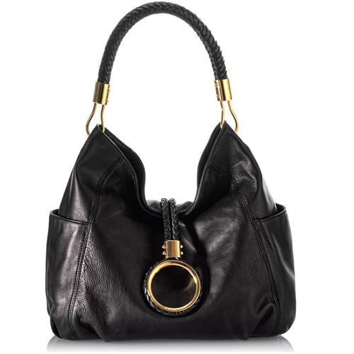 Michael Kors Skorpios Ring Hobo Handbag