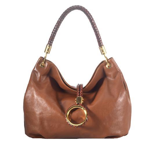 Michael Kors Skorpios Ring Hobo Handbag