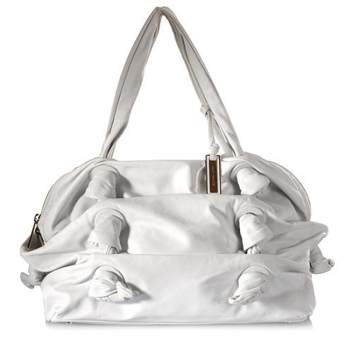 Michael Kors Zuma Large Satchel Handbag