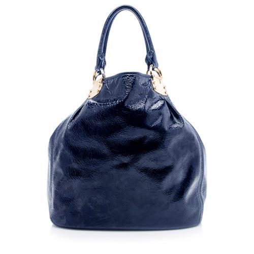 76e6e1b0e139 Miu-Miu-Crinkle-Patent-Leather-Tote 81124 front large 1.jpg