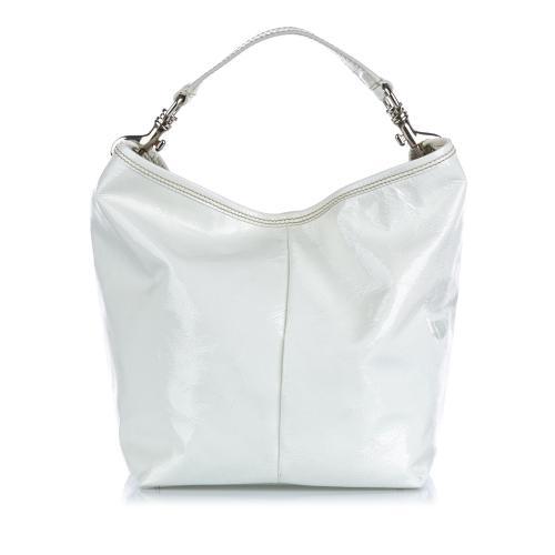 Miu Miu Vernice Shoulder Bag