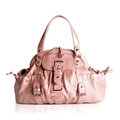 Moschino Cheap & Chic Rosa Shoulder Handbag