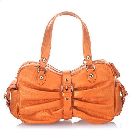 Moschino Mordore Baby Butterfly Shoulder Handbag