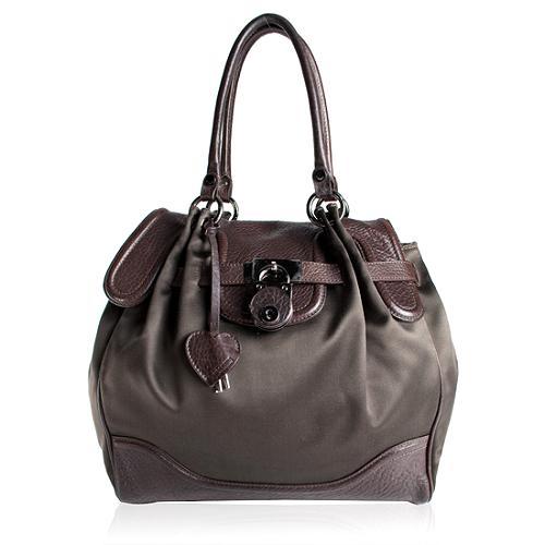 Moschino Muffin Shoulder Handbag