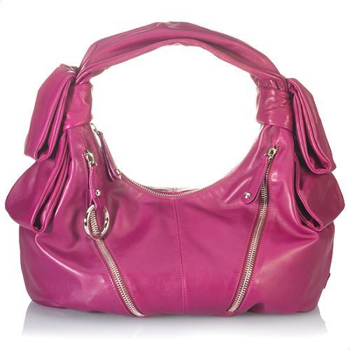Moschino Vitello Nappato Borsa Tracolla Shoulder Handbag