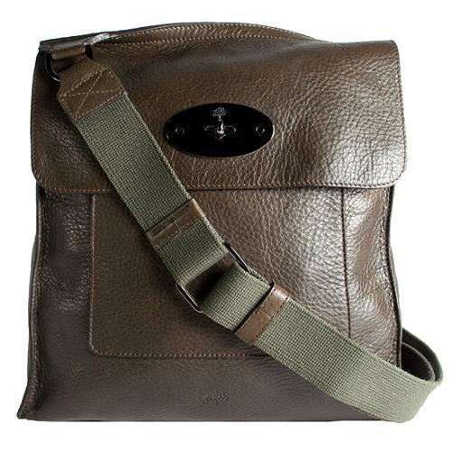 Mulberry Antony Large Leather Messenger Handbag