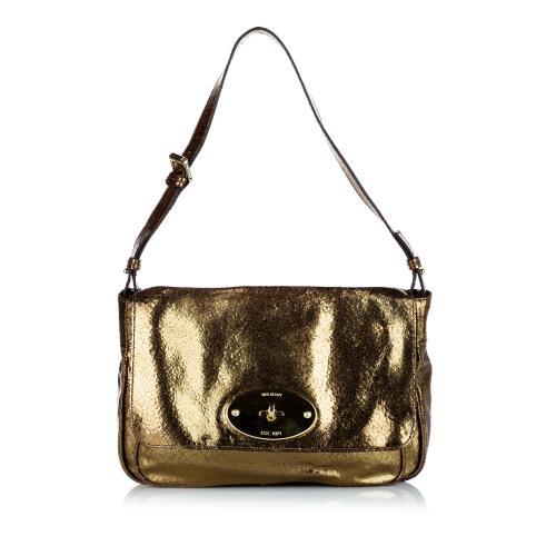 Mulberry Bayswater Leather Shoulder Bag