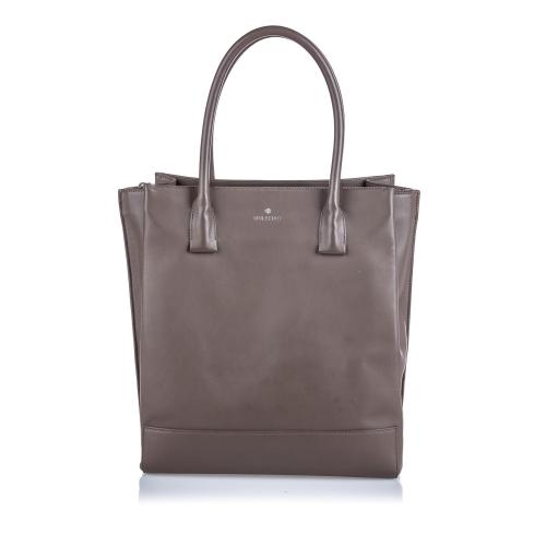 Mulberry Calf Leather Arundel Tote