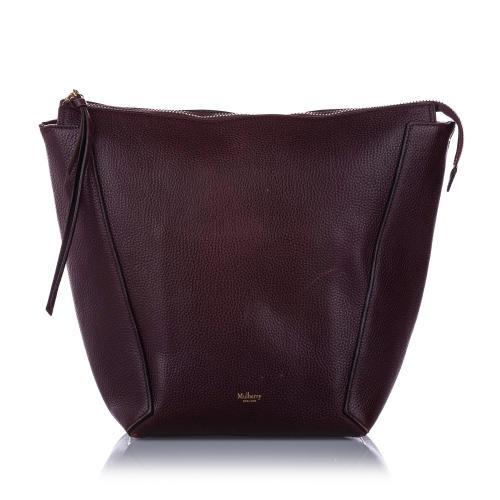 Mulberry Camden Grained Leather Shoulder Bag