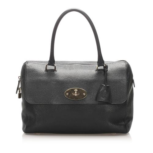 Mulberry Leather Del Rey Satchel