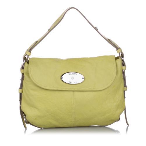 Mulberry Leather Hayden Shoulder Bag