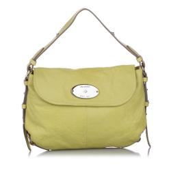 Mulberry Leather Hayden Shoulder Bag