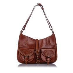 Mulberry Leather Hobo
