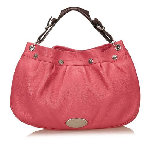Mulberry Grained Leather Mitzy East West Hobo